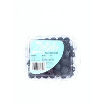 Blueberries (whole fruit)