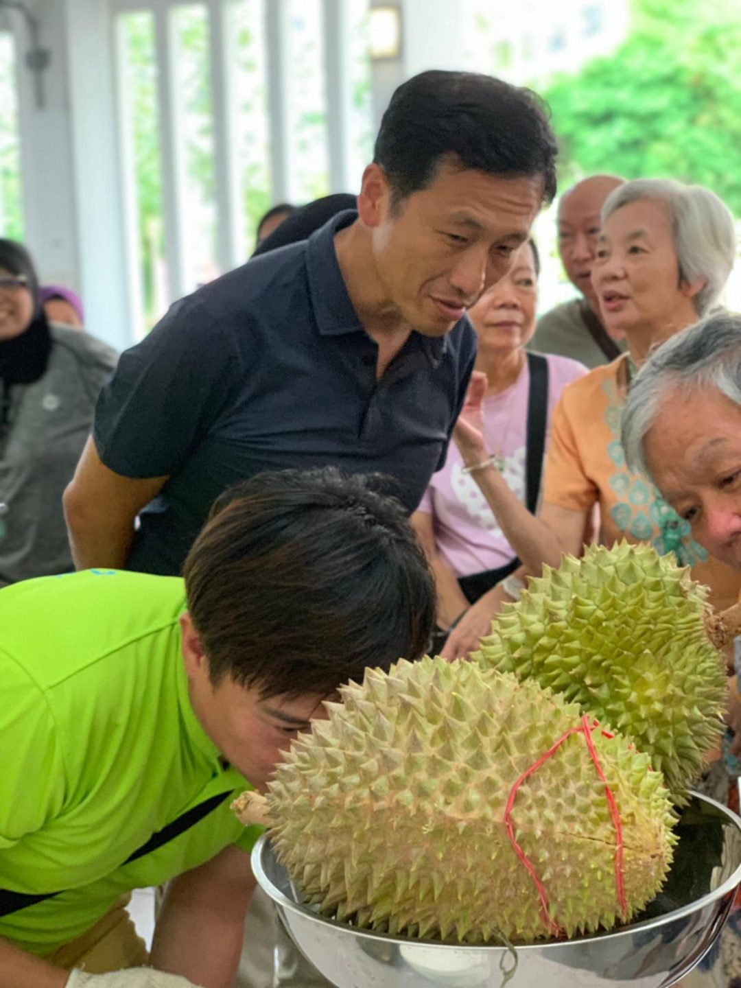 Yishun Riverwalk RC Durian Party on 21st July 19