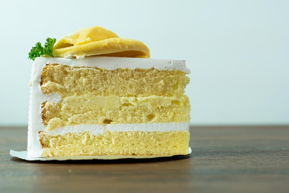 Durian Layered Cake