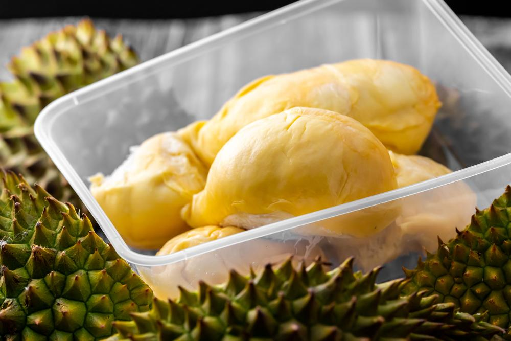 durian in a box